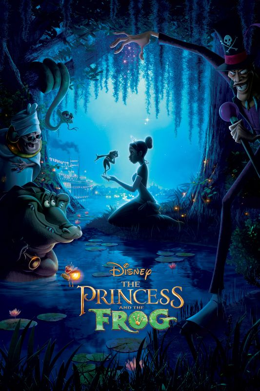 Resultado de imagen de the princess and the frog