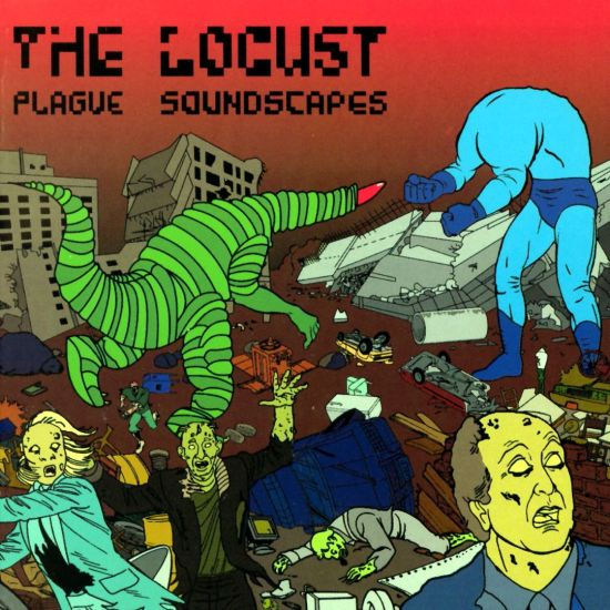 the locust plague
