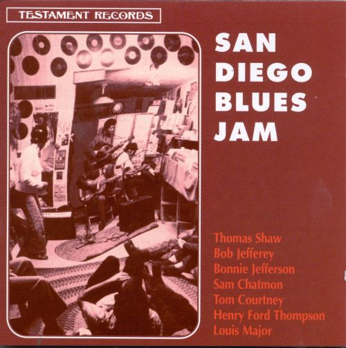 San Diego Blues Jam