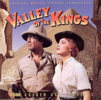 Image result for valley of the kings 1954