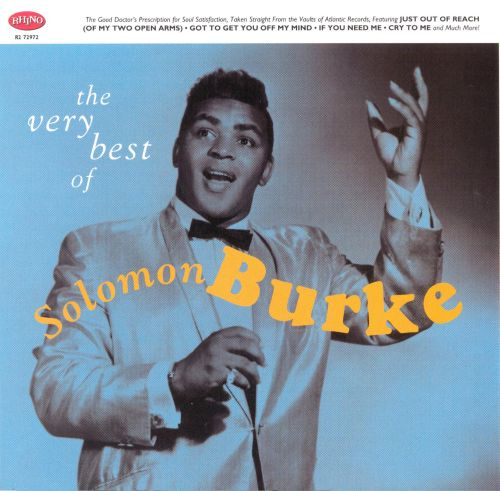 The Very Best Of Solomon Burke Solomon Burke Songs