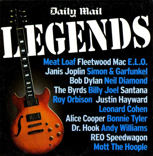 Legends Daily Mail Various Artists Songs Reviews