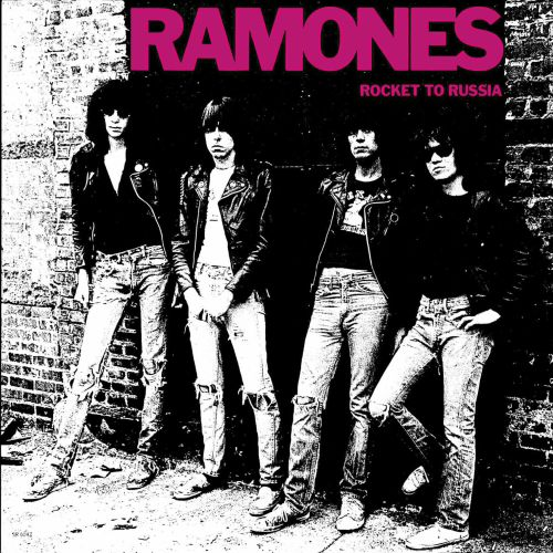 Image result for ramones rocket to russia