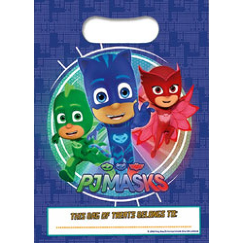 Pj Masks Party Partyware Party Supplies