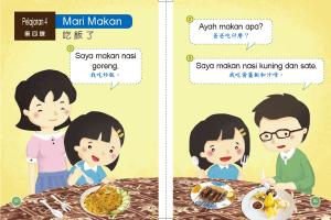 印尼語文化篇教材教法—文化體驗