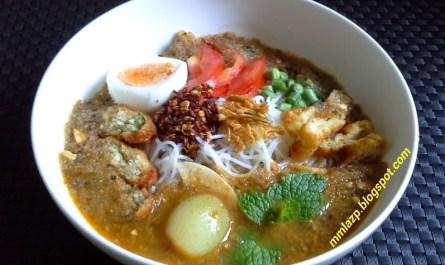緬甸 魚湯麵 教材分析 新住民語文