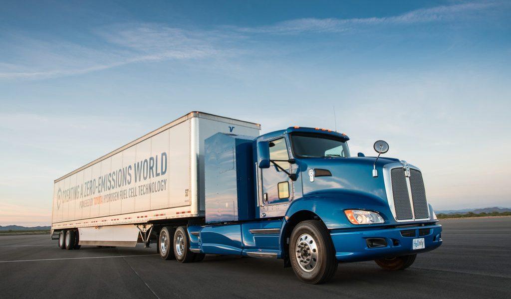 Project Portal de Toyota busca crear su primer camión clase 8 a base de hidrógeno