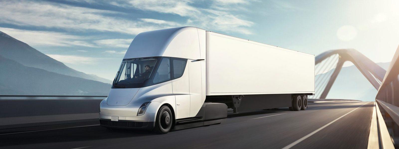 UPS compra 125 Semi de Tesla