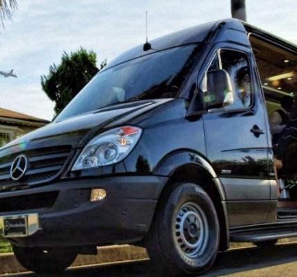El Mercedes Spirnter ha funcionado para múltiples funciones como negocios móviles