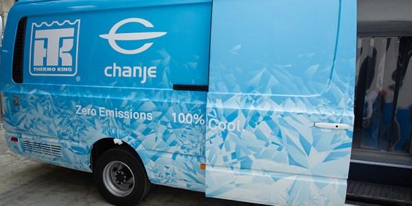 Thermo-King-Chanje-camion-refrigerado-electrico