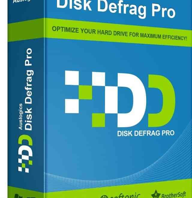 Auslogics Disk Defrag PRO 4.8.2.0 Key