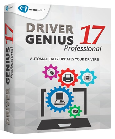 Driver Genius 17 PRO Crack 2018 License Key Full Download