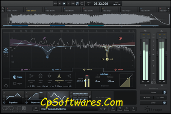 IZotope Ozone 8 Crack & Serial Key 2018 Full Free Download