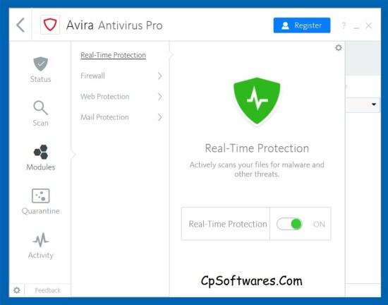 Avira Antivirus PRO 2018 Crack + License Key Full Download