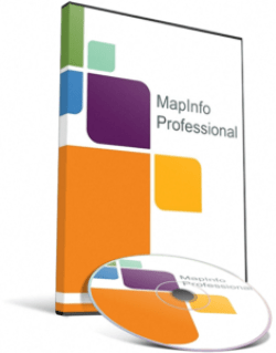 MapInfo Professional 16 Full Crack