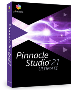 Pinnacle Studio 21 Ultimate Crack Full Version Free Download