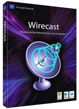Wirecast Pro 9.0.1 Crack