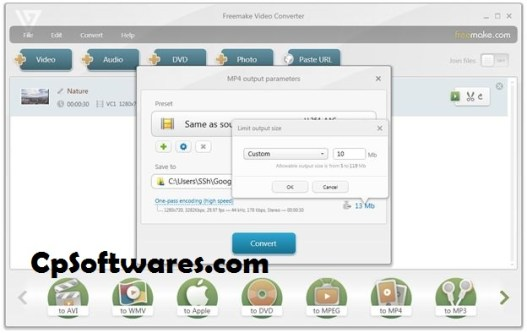 Freemake Video Converter License Key
