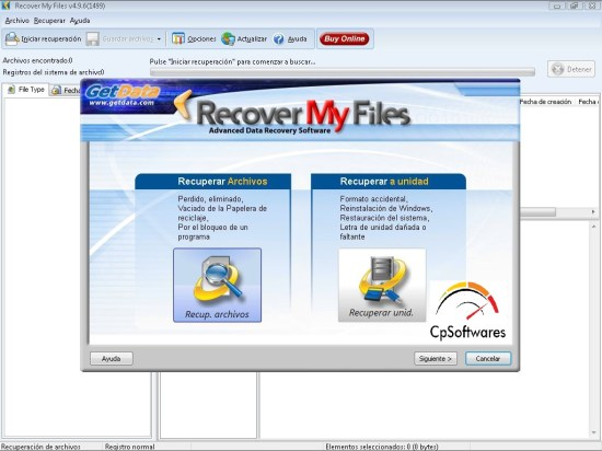 Recover My Files License Key