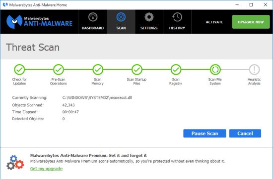 Malwarebytes Anti-Malware License Key
