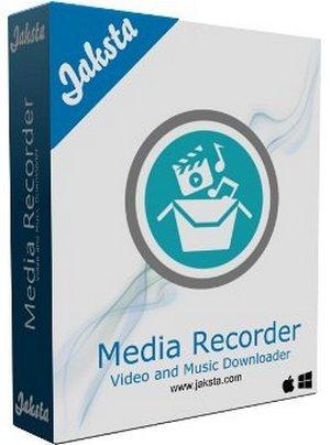 Jaksta Media Recorder Crack