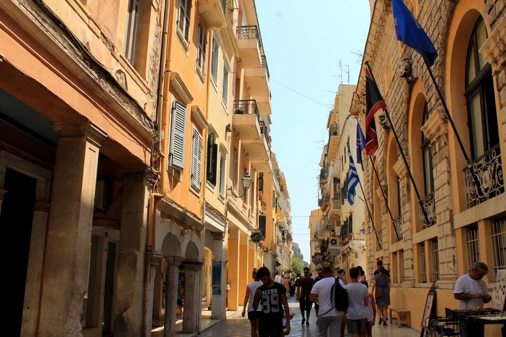 3 days in Corfu