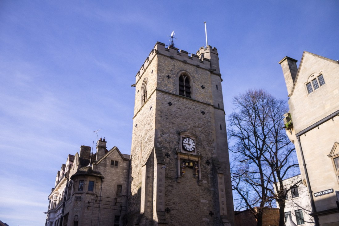 What To Do In Oxford In One Day