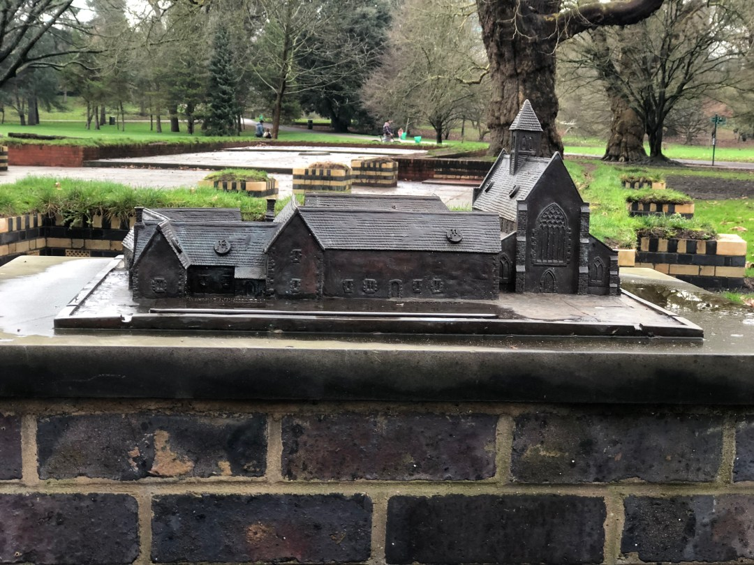 Bute Park, Cardiff day trip itinerary
