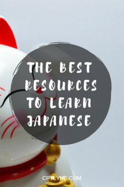 Found out the best resources online to learn Japanese! Starting to learn a new language might be tricky, so you need all the help you can. #tips #languages