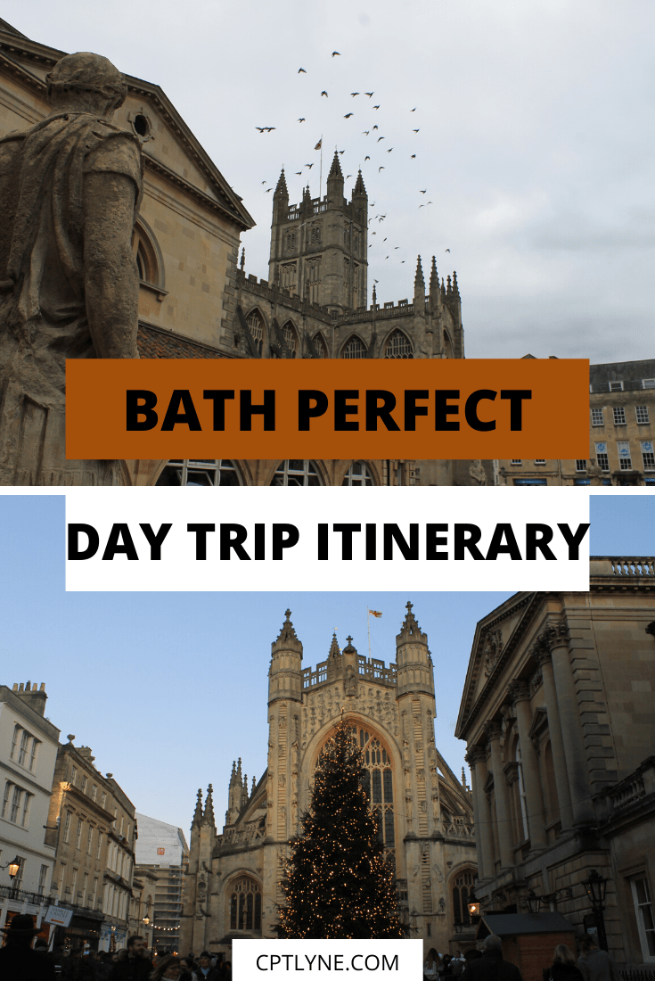 What To Do In Bath In One Day |  Day Trip UK