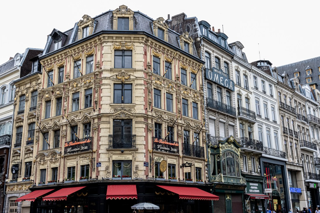 5 things to do in Lille in one day