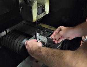 Coulson Precision Tooling Experience