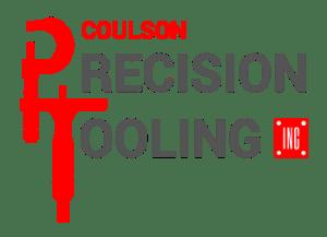 Coulson Precision Tooling Logo Header