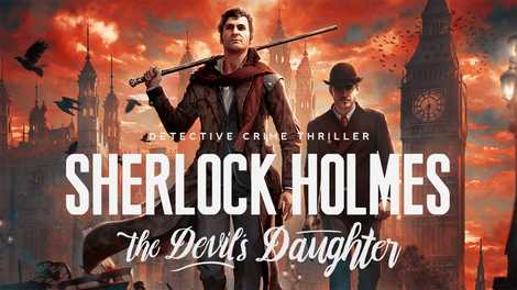 Sherlock Holmes The Devils Daughter CPY