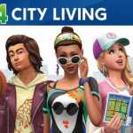 The Sims 4 City Living 3DM Crack for PC Free Download