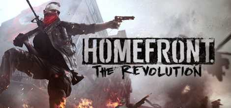 Homefront The Revolution Crack PC Free Download