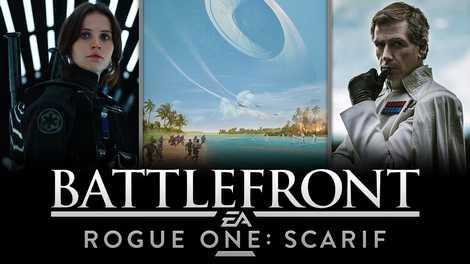 Star Wars Battlefront Rogue One Crack PC Free Download
