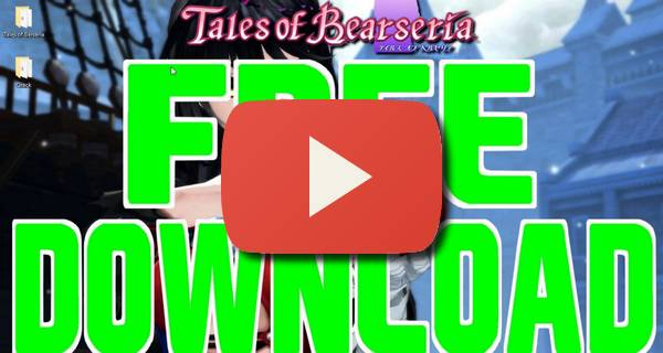 Tales of Berseria Crack Tutorial