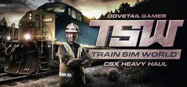 Train Sim World CSX Heavy Haul Crack Download Torrent