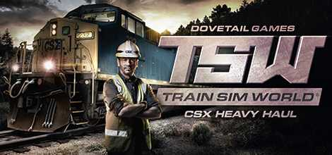 Train Sim World CSX Heavy Haul Crack Download Torrent