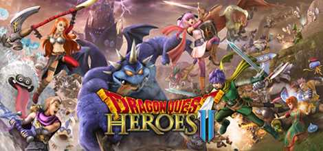 Dragon Quest Heroes II 3DM Crack PC Free Download