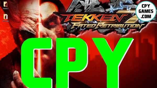 TEKKEN 7 CPY Tutorial