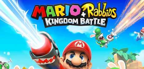 Mario + Rabbids Kingdom Battle PC Game Download Torrent