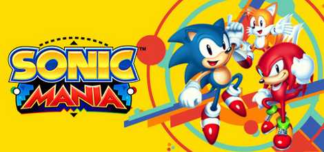 Sonic Mania CPY Crack PC Free Download - CPY GAMES
