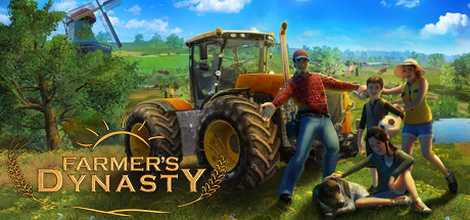 Farmer's Dynasty Crack PC Free Download - CPY GAMES