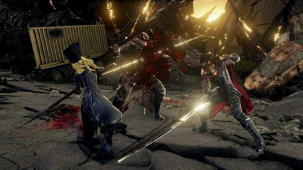 Code Vein CPY Crack PC Free Download - CPY GAMES