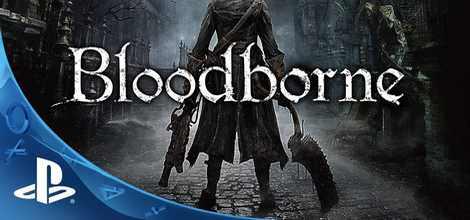 Bloodborne PS4-DUPLEX - CPY GAMES