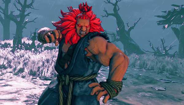 Street Fighter V PS4-DUPLEX - CPY GAMES