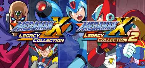 Mega Man X Legacy Collection 1+2 Crack PC Free Download Torrent