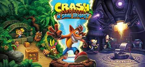 Crash Bandicoot N Sane Trilogy FitGirl Repack Free Download